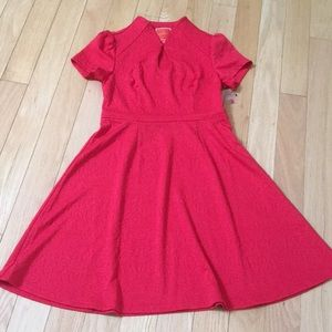 Modcloth Red Dress